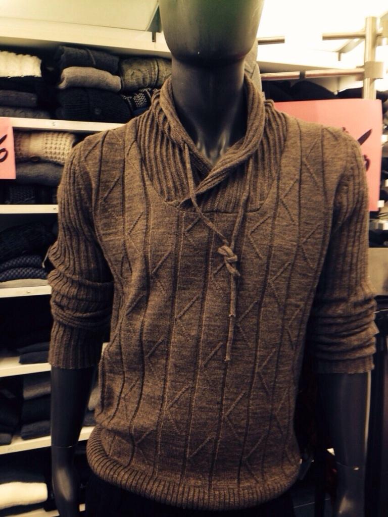 JNIcholas maglia lana grigio